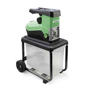 The handy electric silent garden shredder 2400W