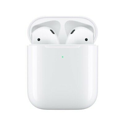 Refurbished Apple AirPods 2 Wireless Charging Air Ear Pods Pod 2nd Generation