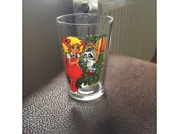 Little red riding hood glass