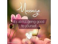 Massage therapy! Ralaxing body massage