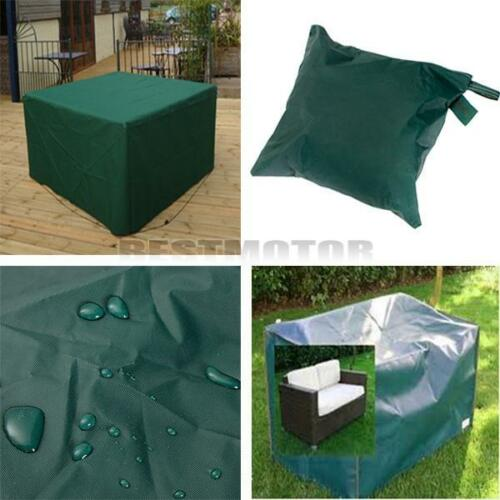 RECT Outdoor Waterproof Furniture Cover Patio Dining ...