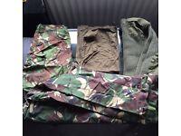 Army greens
