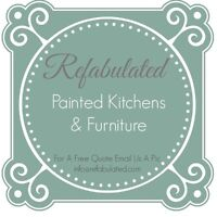 WE SPRAY PAINT!  Kitchen Cabinetry & Furniture