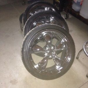 255/35ZR20 Tires & Rims  London Ontario image 6