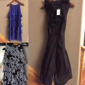 New women's size 12 dresses