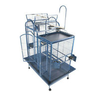 2 in 1 cage in good condition