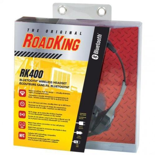 Roadking 400EU Bluetooth headset