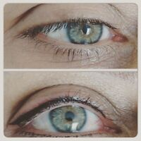 Permanent eyeliner $200 holiday special