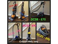 Fully Refurbished Dyson's