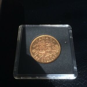 1912 Canadian $10 gold coin for sale