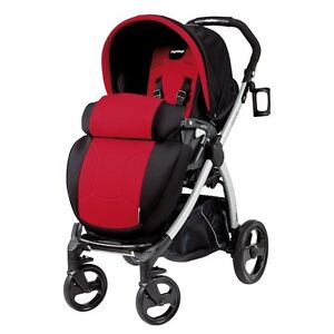Excellent condition-Peg Perego book ns plus completo stroller