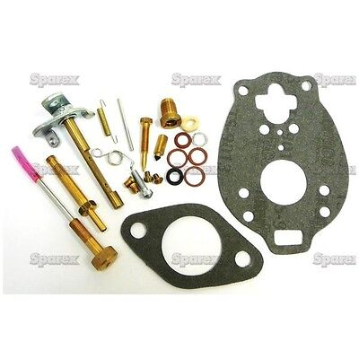 Complete Carburetor Rebuild Kit Fits Massey Ferguson To20to30 Tsx458