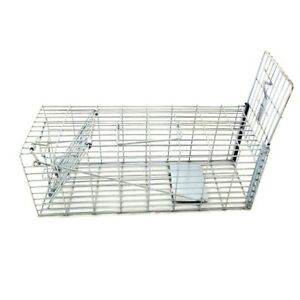 Live Cage Trap for Squirrels, Chipmunks & Rats