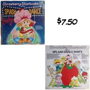 5 vintage Strawberry Shortcake record albums ($7.50 each) Kitchener / Waterloo Kitchener Area image 5