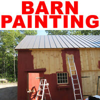 BARN PAINTING SERVICE
