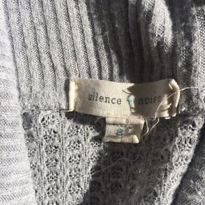 $15 Silent and Noise (Urban Outfitters) knit cardigan (small) Kitchener / Waterloo Kitchener Area image 3