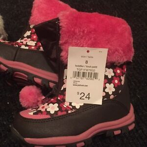 Size 8 Winter Boots  London Ontario image 1