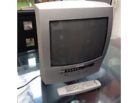 #Open to offers# 14 Tv and DVD combo Ideal for caravan or bedroom small