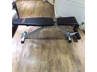 York 13 in 1 bench, very good condition