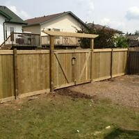 Fences by North End Builders
