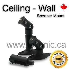 Speaker Mount and Speaker Stands