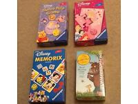 Puzzles Games 3-8 (Disney Princess,Winnie The Pooh,Disney,The Gruffalo)