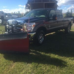 2015 F350 diesel  with Boss Plow with 0% fin from Ford