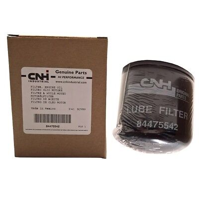 New Holland Engine Oil Filter Part 84475542
