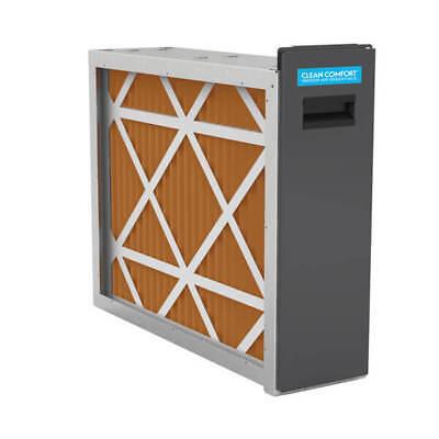 Clean Comfort 20x20 MERV 11 Media Air Cleaner 1400 CFM