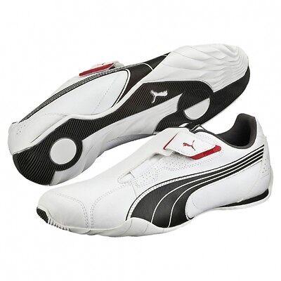 Puma Redon Move Herren Schuhe Sneaker Turnschuhe 185999 (white-black 01)