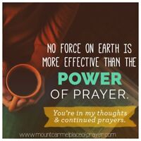 Need Prayer? You are not alone!!