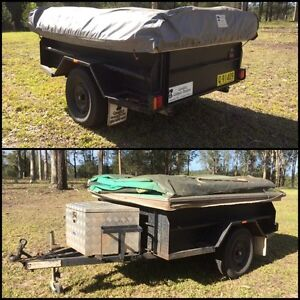Cavalier camper trailer Coolongolook Great Lakes Area Preview