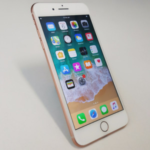 IPHONE 8 PLUS 256GB GOLD COLOUR WITH APPLE WARRANTY