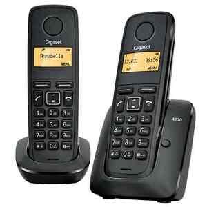 TELEFONO-SIEMENS-GIGASET-A120-DUO