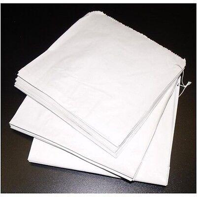 SULPHITE WHITE PAPER BAGS 8.5