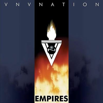 VNV NATION Empires (Regular Edition) LP VINYL 2017 (VÖ 08.12)