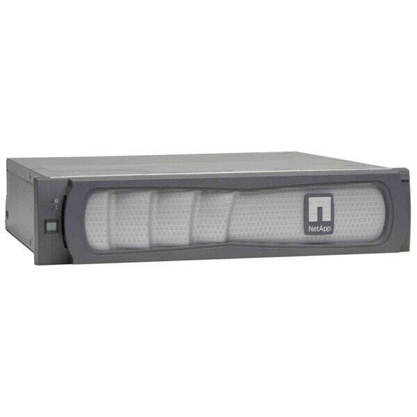 NetApp FAS2240-2 3x200GB SSD, 21 x X422A 600GB 10K SAS Drives, 2 x Controllers