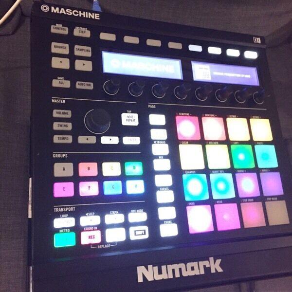 Native Instruments Maschine MK2 (Black) - (Will swap for