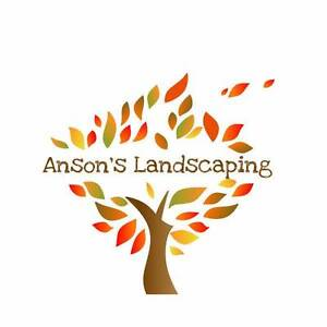 Anson. Landscaping and gardening Frankston Frankston Area Preview