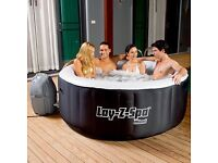 Lay Z Spa Hot Tub Christmas gift
