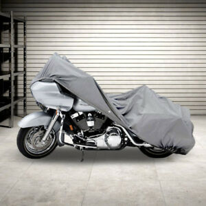 All Season 4 Layer Motorcycle Bike Cover Covers : Fits Up T…1893