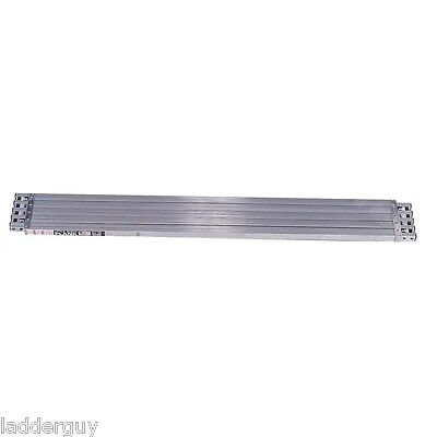 8-13 Aluminum Plank Little Giant Adjustable Planks Scaffold New