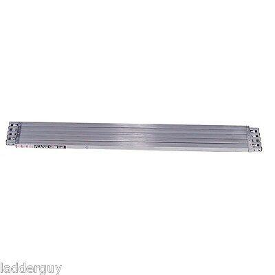 8-13 Aluminum Plank Little Giant Adjustable Planks Scaffold New