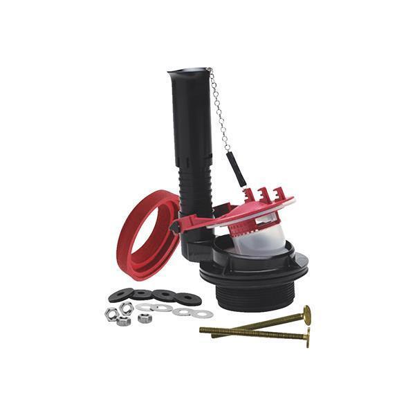 Fluidmaster 540AKRP5 3-Inch Complete, Adjustable Toilet Flus