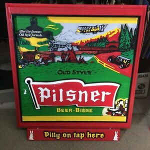 Beer signs for the man cave!! Just in time for Christmas !!  Regina Regina Area image 1