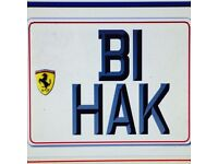 """""""B1 HAK"""" Private Registration - Perfect Gift For Horse Lover !"""