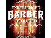 Barber/hairdresser WANTED!!!
