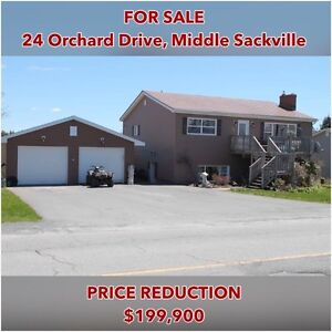 FOR SALE: 24 Orchard Drive, Middle Sackville