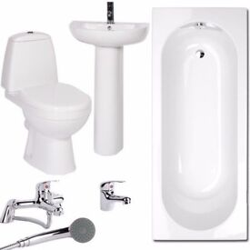 Brand New Bathroom set