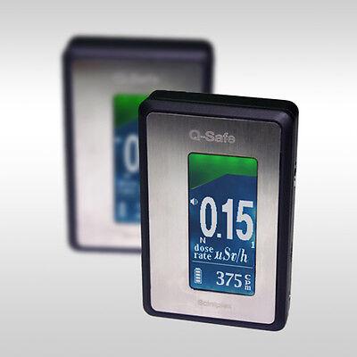 Q-safeqsf104radiation Detectorscintillation Detectorsurvey Meterdosimeter